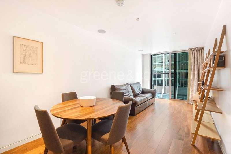 1 Bedroom House for sale in The Heron, 5 Moor Lane, London, EC2Y