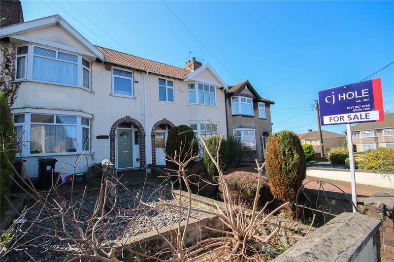 3 Bedrooms Property for sale in Footshill Road Hanham Bristol BS15