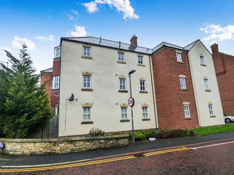 2 Bedrooms Apartment Flat for sale in Taylor Court, Carrville, Durham, Durham, DH1 1EL