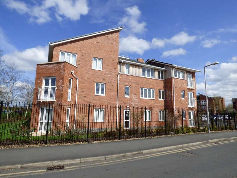 2 Bedrooms Apartment Flat for sale in Flat 49, Woodgrove Court, Hazel Grove, Stockport, SK7