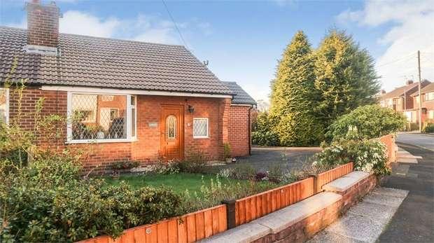 2 Bedrooms Detached Bungalow for sale in Lea Gate Close, Bolton, Lancashire