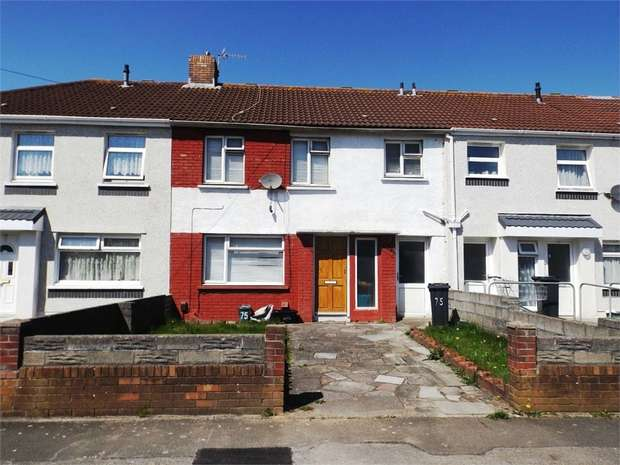 3 Bedrooms Terraced House for sale in Southville Road, Sandfields, Port Talbot, West Glamorgan
