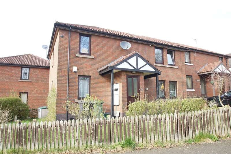 2 Bedrooms Flat for sale in CA1 3RL Geltsdale Avenue, Durarnhill, Carlisle, Cumbria