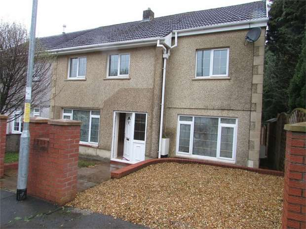 3 Bedrooms Semi Detached House for sale in Bwlch Road, Cimla, NEATH, West Glamorgan