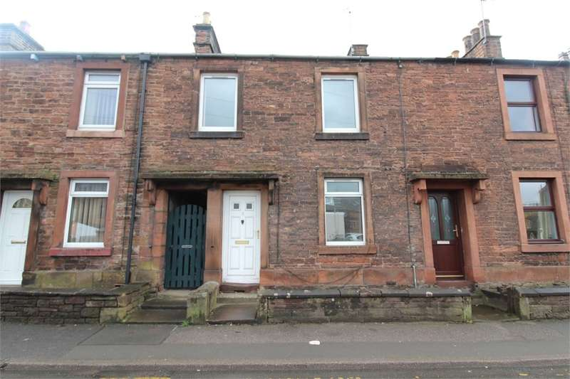 3 Bedrooms Terraced House for sale in CA11 9DR Newlands Terrace, PENRITH, Cumbria