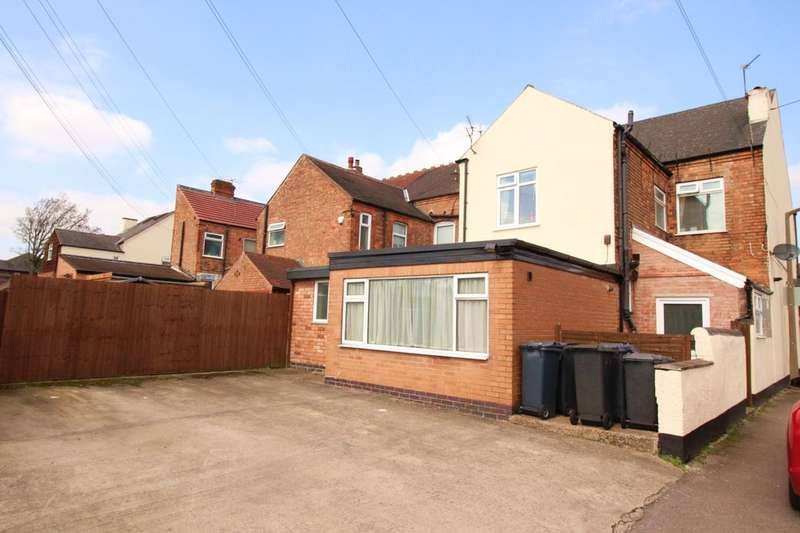 5 Bedrooms Semi Detached House for sale in Carlton Hill, Carlton, Nottingham, NG4