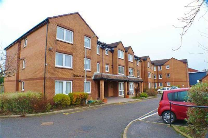 2 Bedrooms Apartment Flat for sale in Homeblair House, Giffnock, Flat 6, Ravenstone Drive, GLASGOW