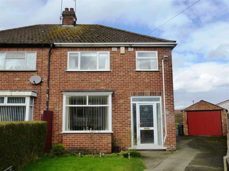 3 Bedrooms Semi Detached House for sale in Airdale Road, Scunthorpe