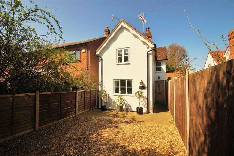 3 Bedrooms Detached House for sale in Hollytree Cottage, Layer Breton Heath, Colchester