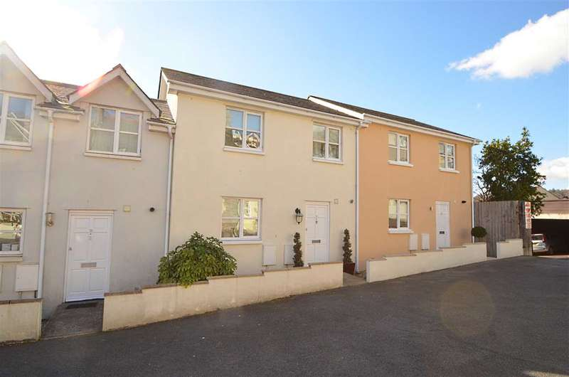 2 Bedrooms Terraced House for sale in Old School Mews, Dawlish