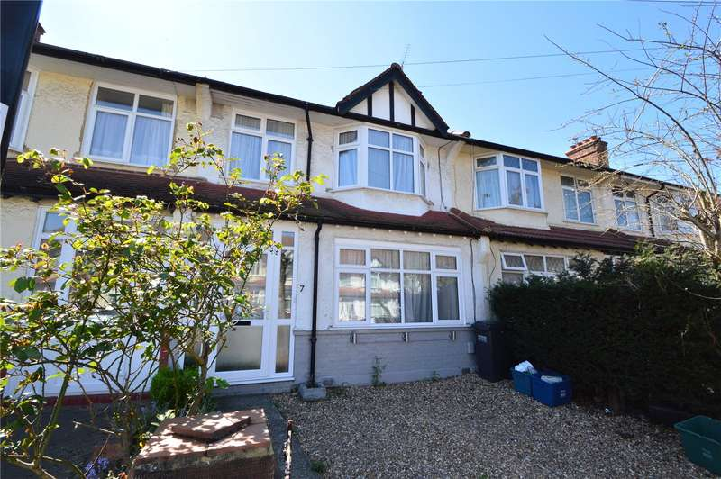3 Bedrooms Terraced House for sale in Limes Avenue, Croydon