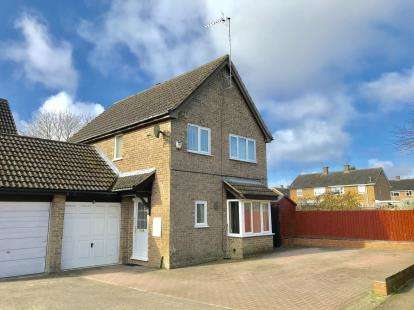 4 Bedrooms Detached House for sale in Bull Baulk, Middleton Cheney, Banbury, Northamptonshire