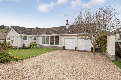 3 Bedrooms Bungalow for sale in Holm Road, Crossford