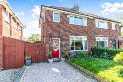 3 Bedrooms Semi Detached House for sale in St. Michaels Road, Claines, Worcester, Worcestershire