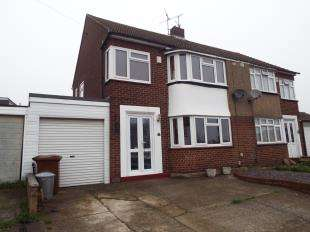 3 Bedrooms Semi Detached House for sale in Cypress Road, Rochester, Kent