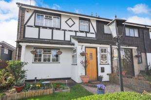 3 Bedrooms End Of Terrace House for sale in Russett Way, Swanley, Kent