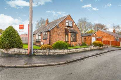 3 Bedrooms Bungalow for sale in Hillside Grove, Penketh, Warrington, Cheshire
