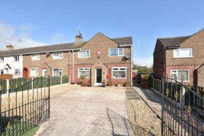 Semi Detached House for sale in Sawn Moor Road, Thurcroft, Rotherham, South Yorkshire