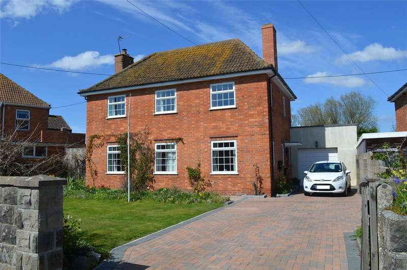 3 Bedrooms Detached House for sale in Brent Road, Burnham-on-Sea, Somerset, TA8