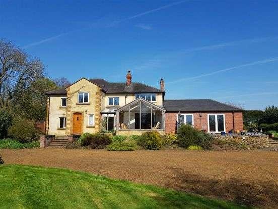 5 Bedrooms Detached House for sale in Long Lane, East Haddon, Northampton NN6 8DU