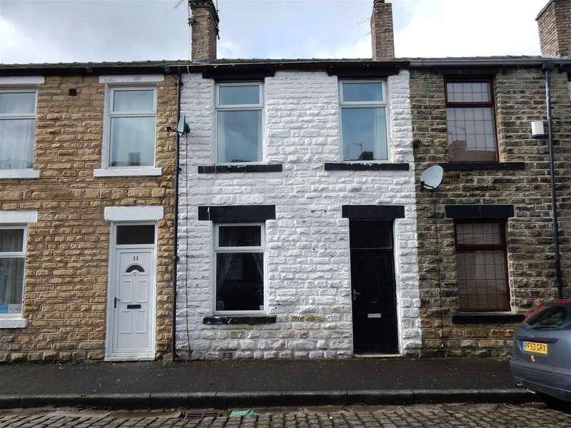 2 Bedrooms Terraced House for sale in Garnett Street, Barrowford, Nelson