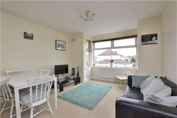 2 Bedrooms Flat for sale in Muller Road, Horfield, BRISTOL, BS7 9RQ