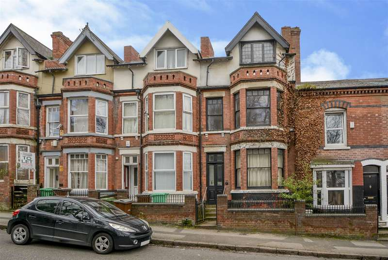4 Bedrooms Terraced House for sale in Southey Street, Hyson Green