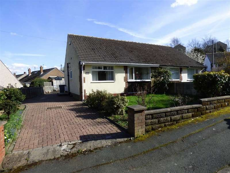 2 Bedrooms Semi Detached Bungalow for sale in St Johns Crescent, Birkby, Huddersfield