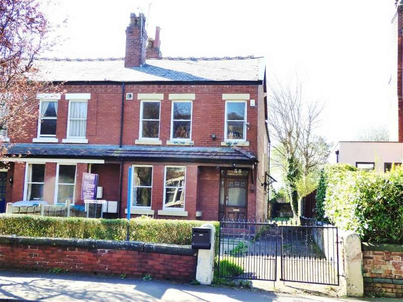 5 Bedrooms Semi Detached House for sale in Parsonage Road, Withington, Manchester, M20