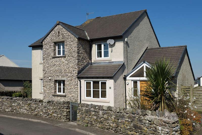 4 Bedrooms Detached House for sale in 2 Hawes Lane, Natland, Kendal, Cumbria, LA9 7QF