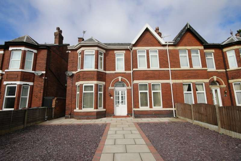 5 Bedrooms Semi Detached House for sale in Tithebarn Road, Southport
