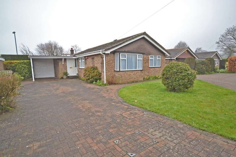 3 Bedrooms Detached Bungalow for sale in Clarke Grove, Pinders Heath, Wakefield