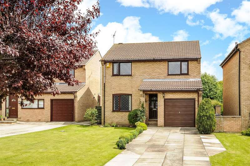 4 Bedrooms Detached House for sale in 14 Prospect Court, Tadcaster, LS24 8HY