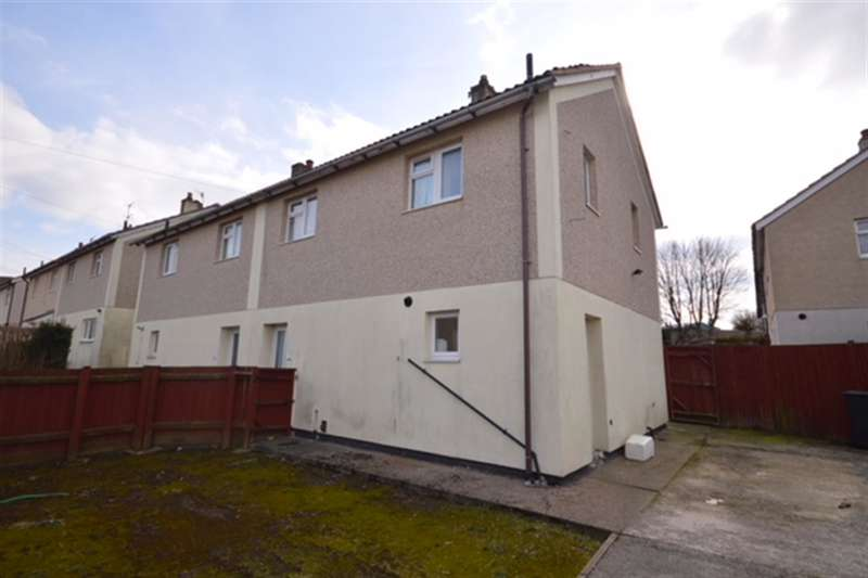 3 Bedrooms Semi Detached House for sale in Cornwall Drive, Brimington, Chesterfield, S43