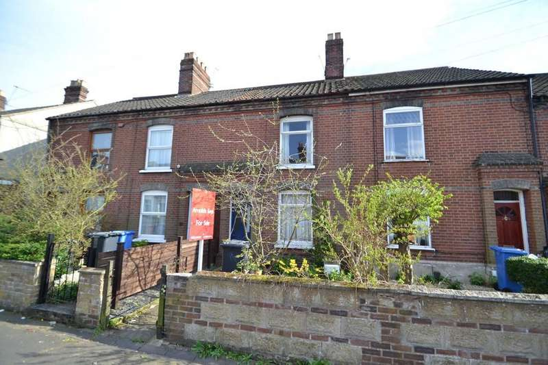 3 Bedrooms Terraced House for sale in Green HIlls Road, Norwich