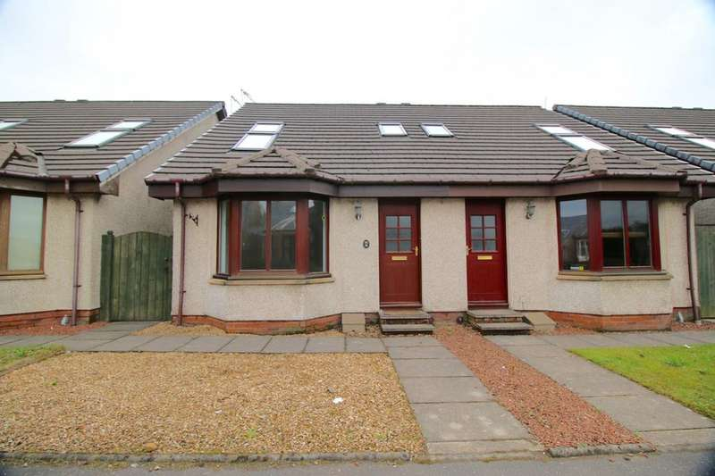 2 Bedrooms Semi Detached House for sale in 18 Antonine Gate, Allandale, FK4 2HS