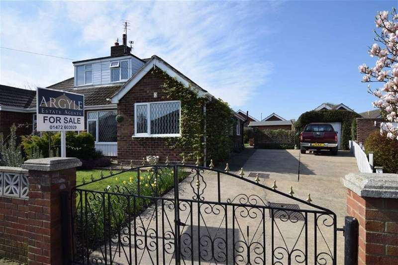 2 Bedrooms Bungalow for sale in Westfield Road, Waltham, North East Lincolnshire