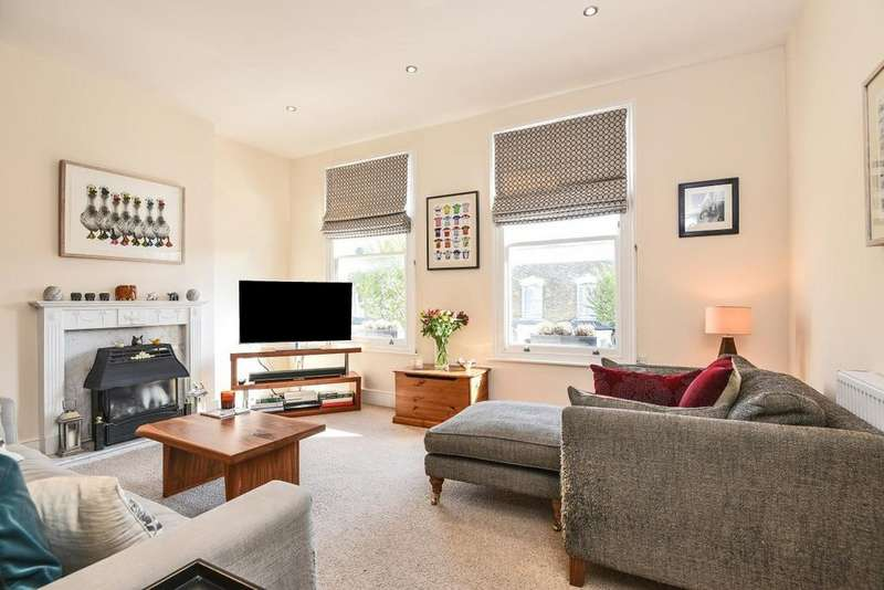 2 Bedrooms Flat for sale in Appach Road, Brixton