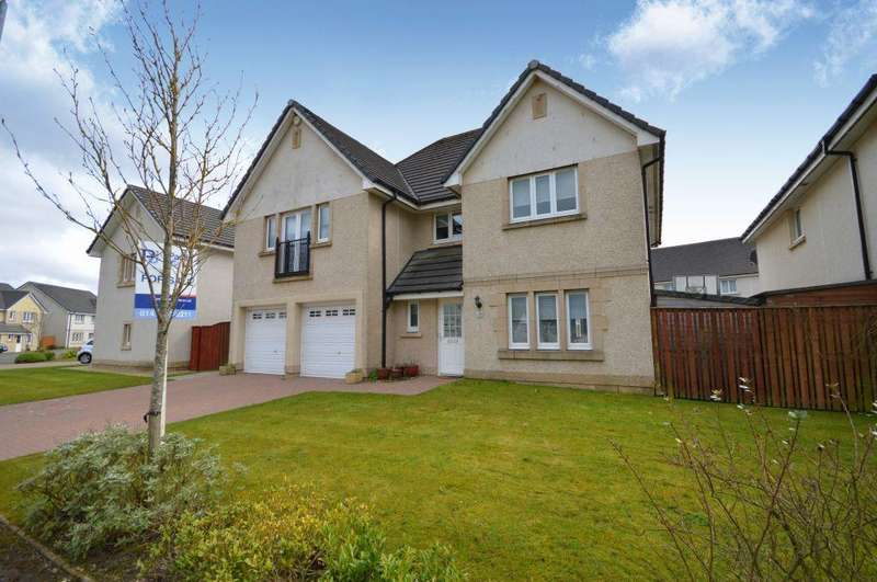 6 Bedrooms Detached Villa House for sale in 121 Cortmalaw Crescent, Robroyston, Glasgow, G33 1TD
