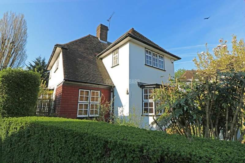 3 Bedrooms Detached House for sale in Brookland Rise, Hampstead Garden Suburb