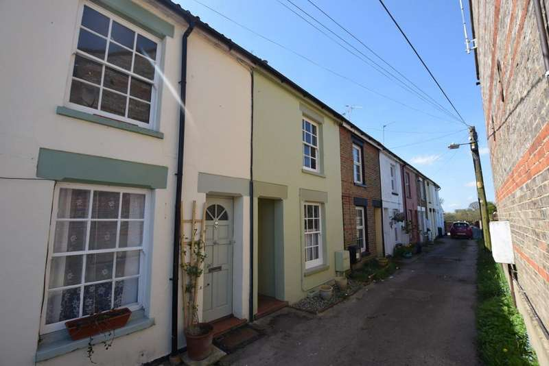 2 Bedrooms Terraced House for sale in Spencer Square, Braintree
