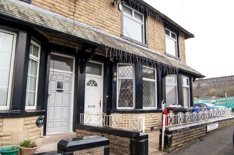 4 Bedrooms Terraced House for sale in Clitheroe Road, Brierfield