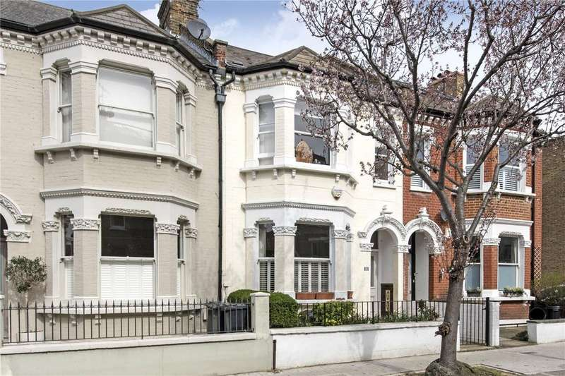 4 Bedrooms Terraced House for sale in Eglantine Road, London, SW18