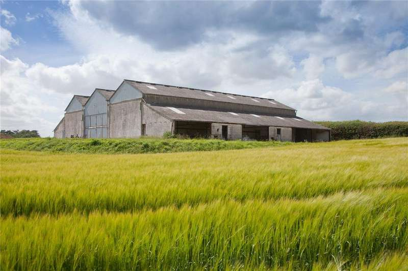 Land Commercial for sale in Lot 2a: Land At Wyke Farm, Bradford Abbas, Sherborne, Dorset, DT9