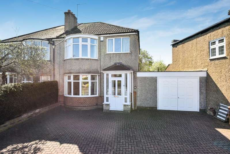3 Bedrooms Semi Detached House for sale in Upton Road Bexleyheath DA6