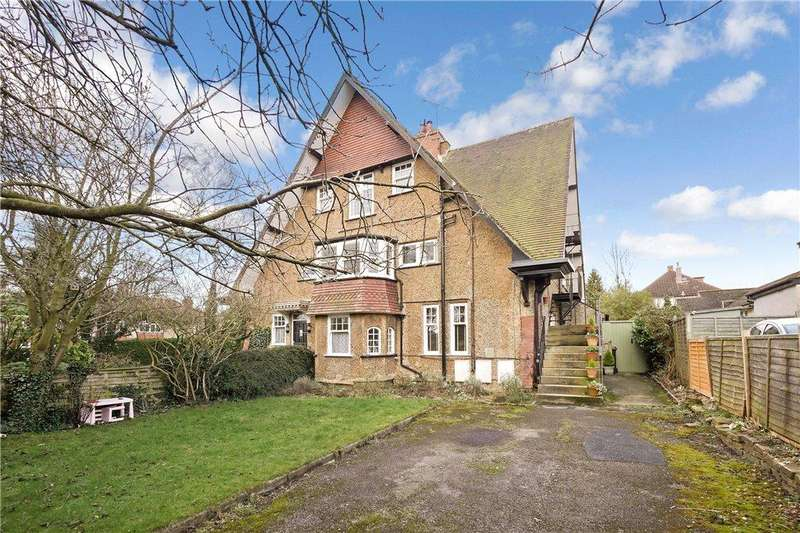 3 Bedrooms Apartment Flat for sale in Manor Road, Harrogate, North Yorkshire