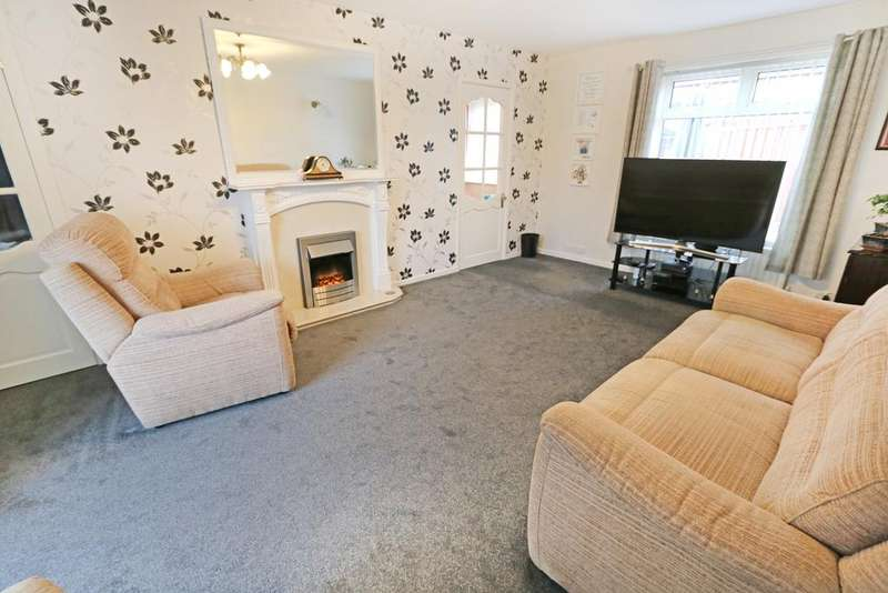 3 Bedrooms Terraced House for sale in Ipswich Avenue TS3