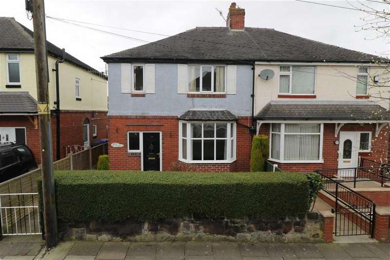 3 Bedrooms Semi Detached House for sale in Buxton Street, Sneyd Green, Stoke-on-Trent