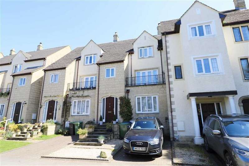 4 Bedrooms Terraced House for sale in 35, The Maltings, Malmesbury, Wiltshire