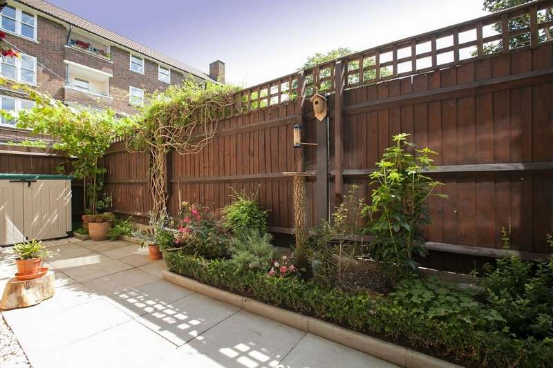2 Bedrooms Apartment Flat for sale in Lordship Grove, London